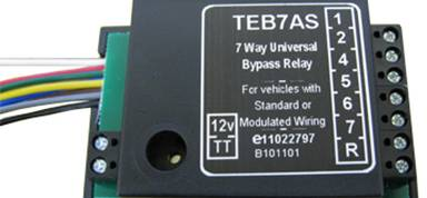 7 way universal bypass relay teb7as rh thomson caravans co uk teb7as bypass relay wiring diagram Diagram 8 Wiring Pin Relay