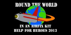 Around The World In An Airfix Kit